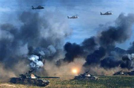 塔吉克斯坦和俄罗斯举行大规模军事演习