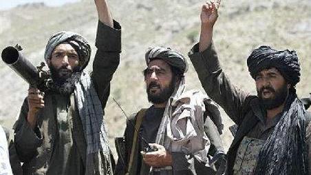 塔利班攻打阿富汗西部边境一交通要镇