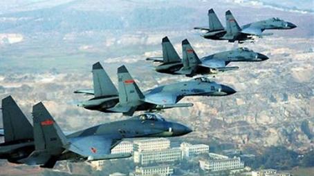 中国空军发布强军宣传片《奋飞在春天》