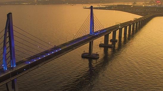 实现基础设施互联互通 粤港澳大湾区对标世界一流