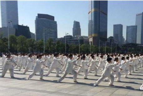 广州今年将推近500项群众体育活动