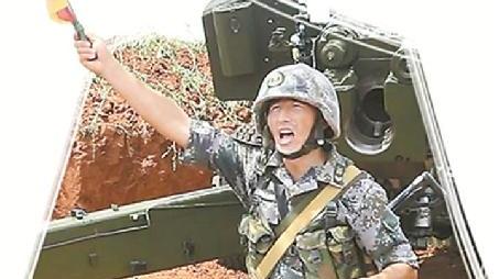 """炮兵班长刘长广的 """"自愈""""传奇"""