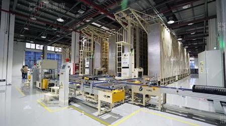 动力锂电池生产智能化物流系统获验收 或破日韩垄断