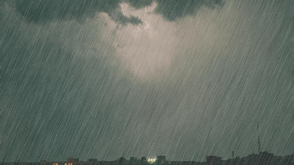 初春天气爱变脸!今日起广东转雷雨,局部风大雨大有冰雹等强对流
