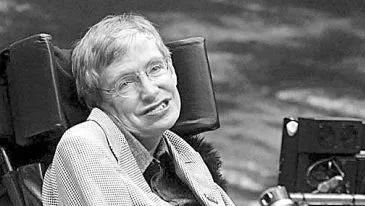 英国物理学家史蒂芬·霍金去世 享年76岁
