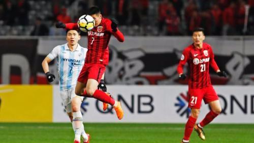 中超球队亚冠风头盖过近邻韩国 8战4胜值得庆祝吗?