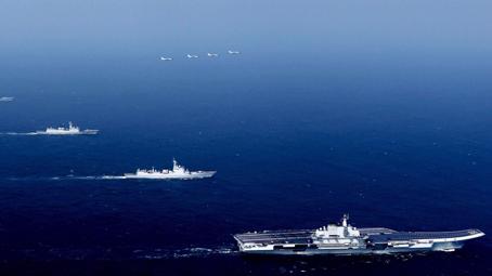 有信心有能力捍卫祖国的万里海疆——海军代表委员谈海洋权益的维护