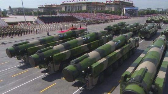 《厉害了,我的军》宣传片曝光 新装备排着队亮相