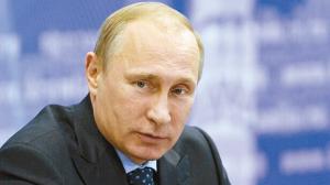 俄中选委:普京获选民支持数量和支持率均创纪录