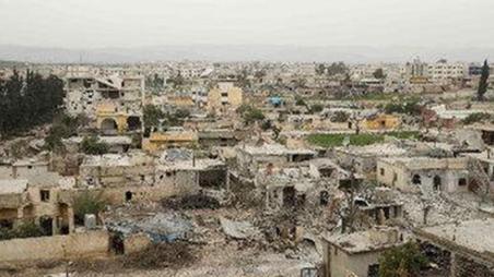 土耳其总统宣称攻占叙利亚西北部城市阿夫林