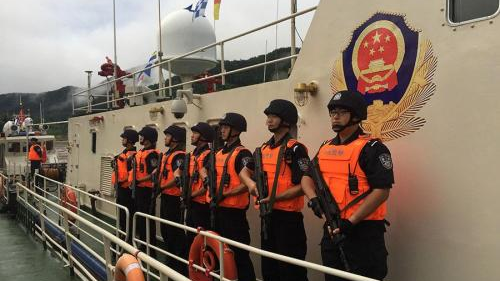 中老缅泰启动第68次湄公河联合巡逻执法