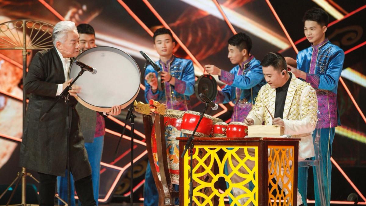 传说中女娲时期创造的乐器,在《国乐大典》奏出非凡音效