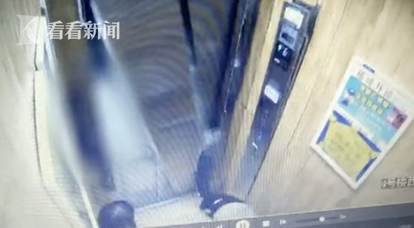 11岁孩子蹬飞电梯门 家长面临索赔却说:应该感谢我儿子