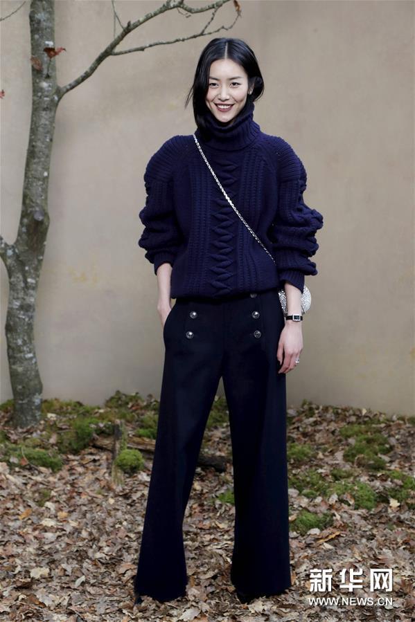 [28](外代二线)巴黎时装周——香奈儿品牌时装秀