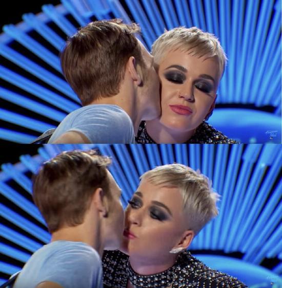 """""""水果姐""""夺19岁男孩初吻 对方吓得跌倒地上"""