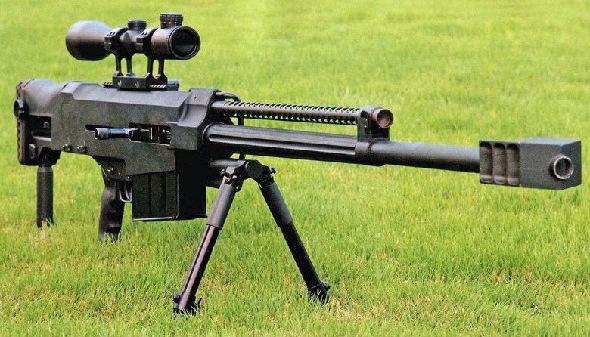 美媒评选最强五大狙击步枪 中国M99重狙上榜