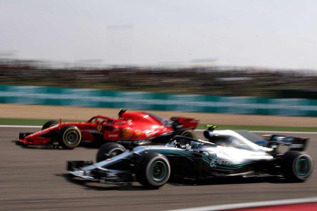 德媒:法拉利引擎或已超过梅赛德斯