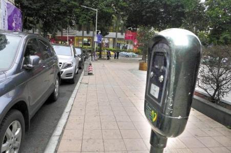 广州路边停车恢复收费 会出具收费专用票据