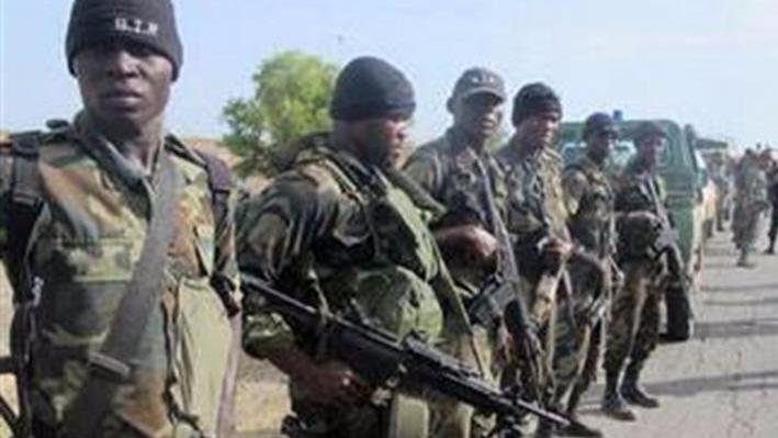 """尼日利亚军方从""""博科圣地""""解救149名人质"""