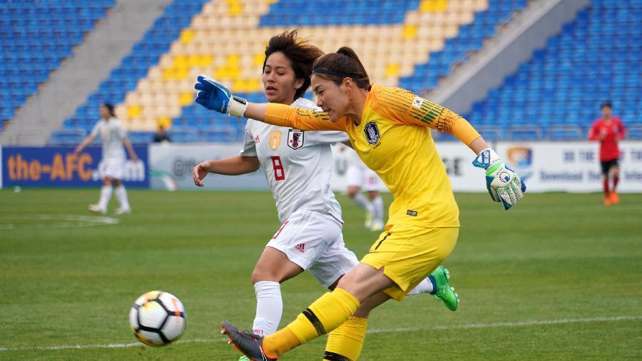 女足亚洲杯:日本失去提前出线机会, B组形势扑朔迷离