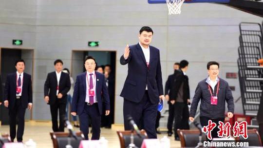 """篮球裁判""""国考""""扬州开考 姚明亮相当""""考生"""""""