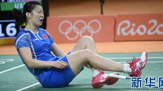 """伦敦奥运羽毛球女单冠军李雪芮霸气回归,""""消失""""的600天她经历了啥?"""