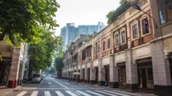 广州私藏了这么多网红马路!鲜花美食骑楼别墅……快来打卡