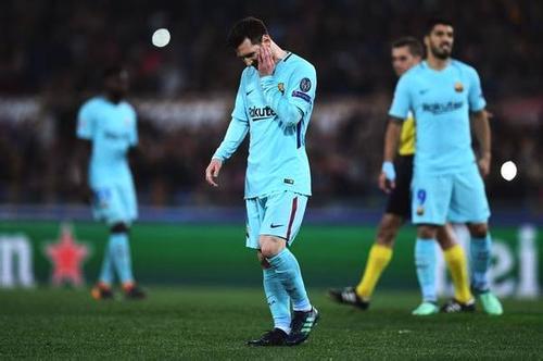 """巴萨""""最耻辱""""出局:足球终归是勇敢者的游戏"""