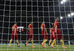 FIFA最新排名:国足排名亚洲第六,无缘亚洲杯种子队