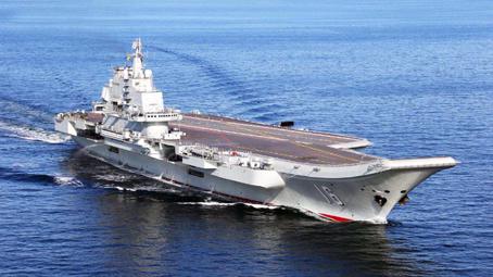 海军受阅官兵:为全面建成世界一流海军努力奋斗
