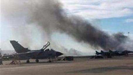 希腊一架幻影战斗机坠毁 飞行员死亡
