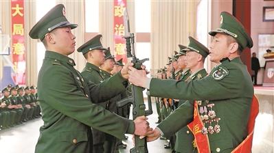 第80集团军某特战旅探索新兵训练新模式追踪调查