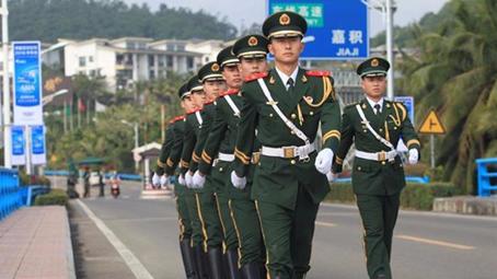 武警海南总队圆满完成博鳌亚洲论坛年会安保任务