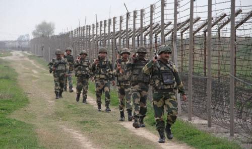巴军方:印军在克什米尔地区向巴方开火致5人受伤