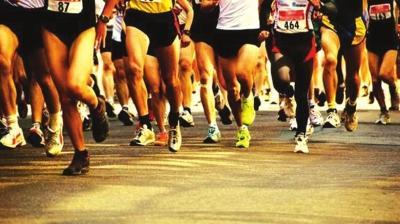 马拉松为何在国内越来越火?昨日全国至少开跑42场