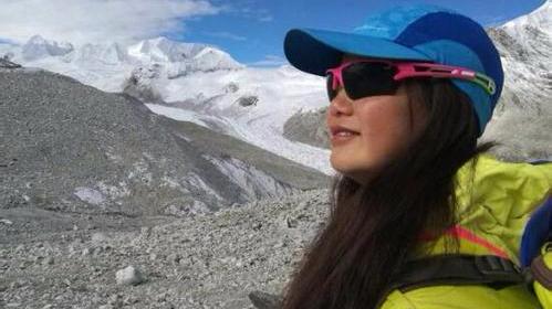 女登山家挑战希夏邦马峰 冲击女性登山世界纪录
