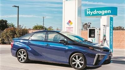 """汽车能源角逐:""""氢""""叫板""""电""""!"""
