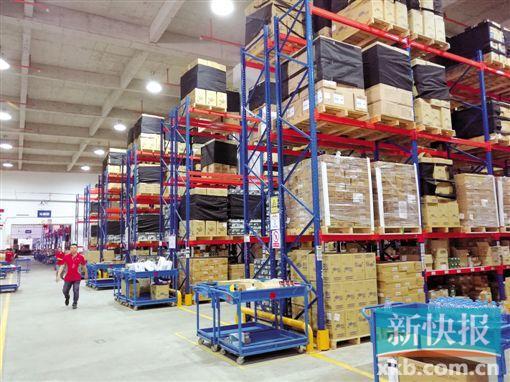 南沙自贸区挂牌三年晒成绩单 航运物流企业增长超12倍