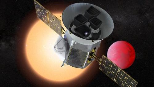 """""""苔丝""""探测卫星发射推迟 将寻另一个地球"""