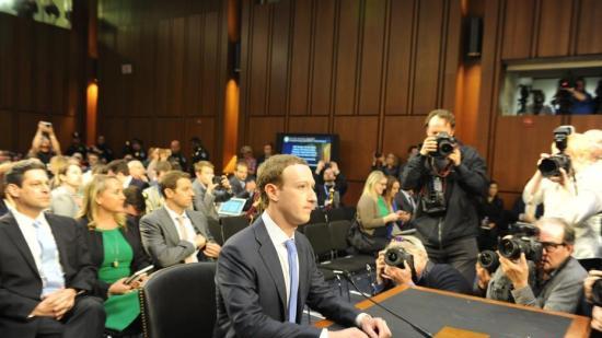 欧盟高官赴美面见扎克伯格问询数据保护之策