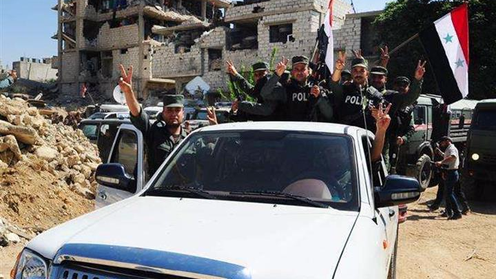 全面收复东古塔 叙利亚政府军将南下?