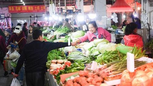 一季度国民经济开局良好 国内生产总值同比增6.8%