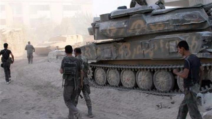 俄指责英情报部门编导叙化武事件 美方或也参与