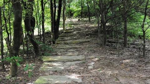 广东今年打造11条古驿道旅游线路 首要保持原真性