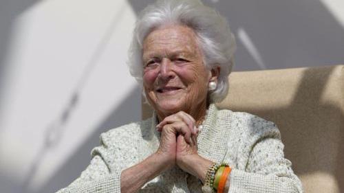 美前第一夫人芭芭拉·布什去世 此前放弃医疗救治