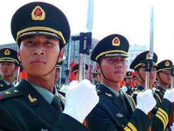 中国人民解放军校级军官团访问日本