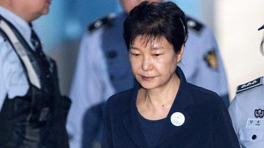 日媒:朴槿惠换牢房或有特殊待遇 能过