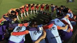 中国女足主帅:半决赛输球已成过去时,现唯一目标是赢得下一场比赛