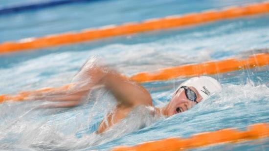 纪录、眼泪、新人 盘点刚落幕的全国游泳冠军赛