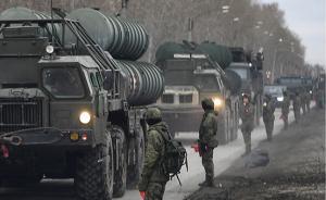 俄中部军区举行大规模演习,演练击落30多枚巡航和弹道导弹
